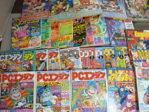 岡崎市にてファミコン通信などゲーム雑誌を買取いたしました