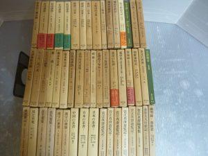 西尾市にて東洋文庫を買取いたしました