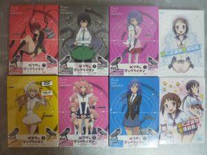 豊田市にてフィギュア・DVDなどを買取いたしました