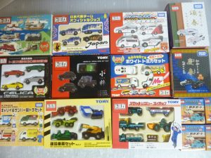 みよし市よりトミカ・レゴなどを買取いたしました