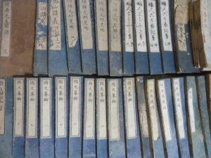 豊川市にて和本・中国関係の書籍を買取いたしました
