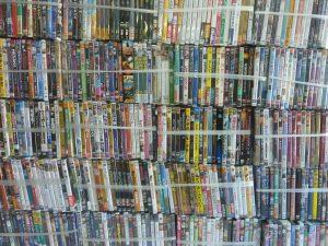 豊田市にて洋画DVDなどを買取いたしました