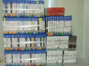 三重県松阪市にてPS4・Vitaなど最新ゲームを買取いたしました