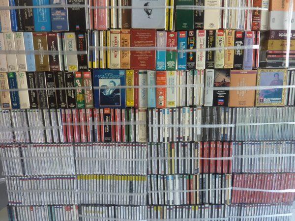 クラシックCD大量買取