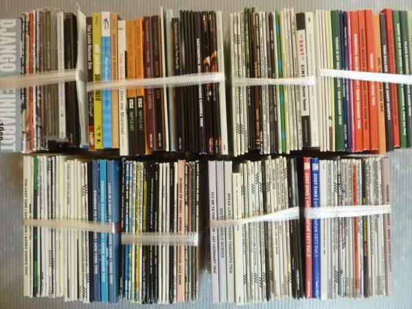 ジャズCD大量買取